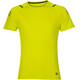 asics Icon Running T-shirt Men yellow